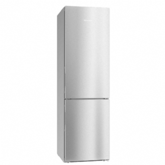 MIELE KFN29493 DE Clean Steel  Freestanding fridge-freezer
